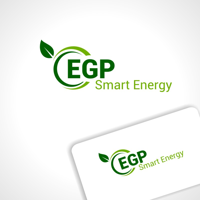 Logo Design by Private User - Entry No. 50 in the Logo Design Contest Captivating Logo Design for EGP Smart Energy.