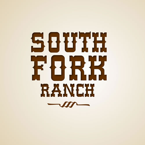 Logo Design by goodzach - Entry No. 88 in the Logo Design Contest South Fork Ranches.