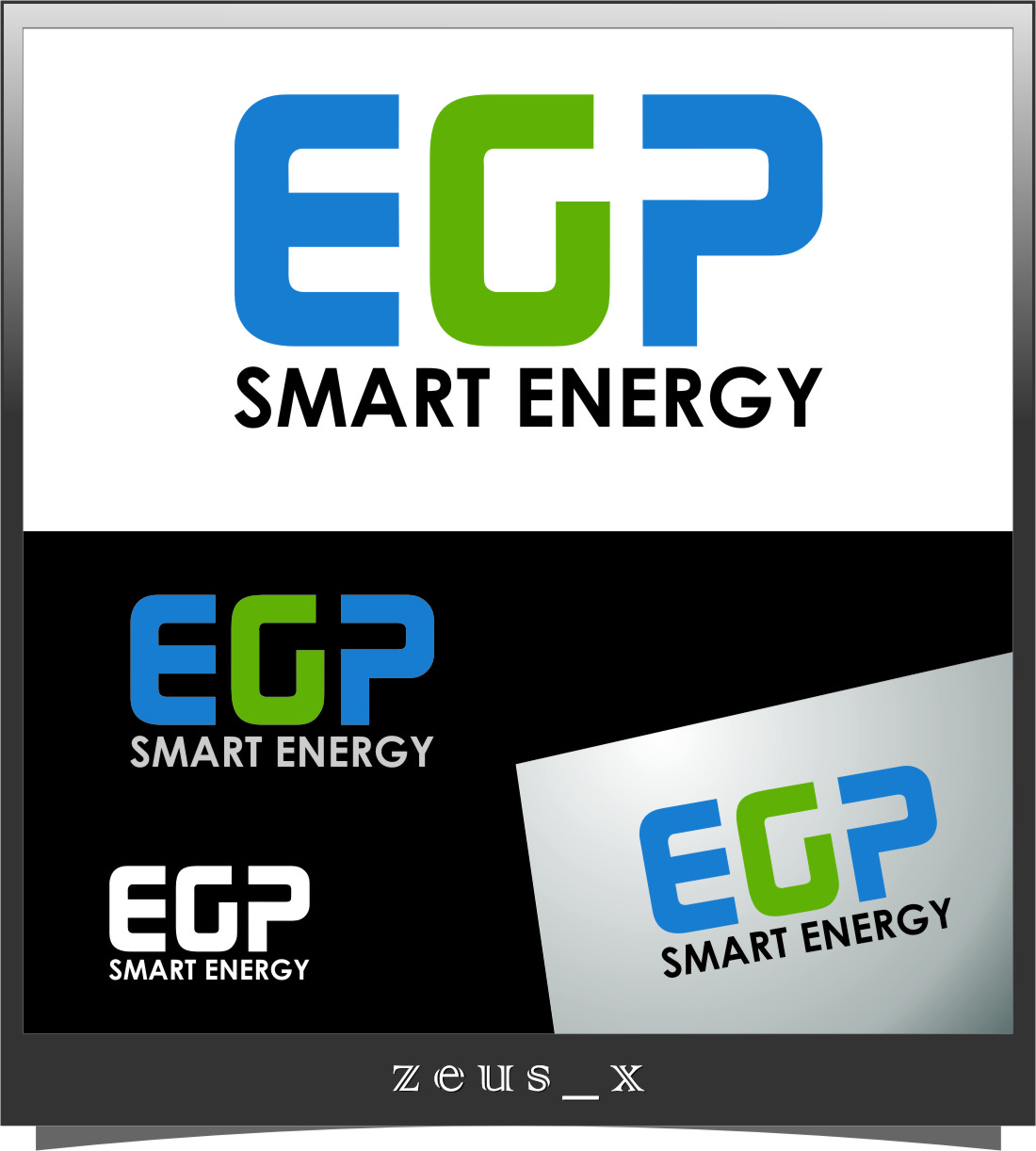Logo Design by RoSyid Rono-Rene On Java - Entry No. 54 in the Logo Design Contest Captivating Logo Design for EGP Smart Energy.