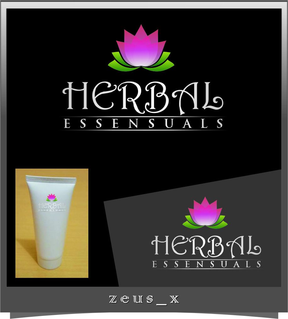 Logo Design by RasYa Muhammad Athaya - Entry No. 147 in the Logo Design Contest Captivating Logo Design for Herbal Essensuals.
