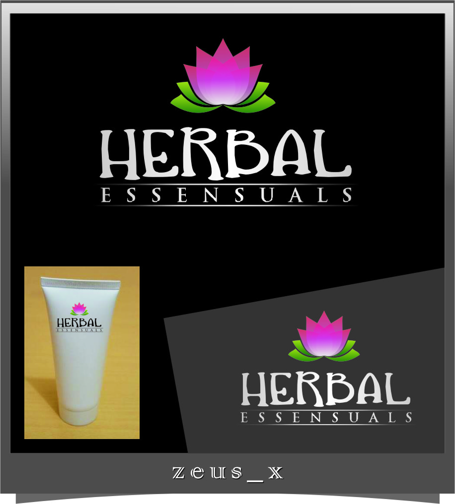 Logo Design by Ngepet_art - Entry No. 148 in the Logo Design Contest Captivating Logo Design for Herbal Essensuals.