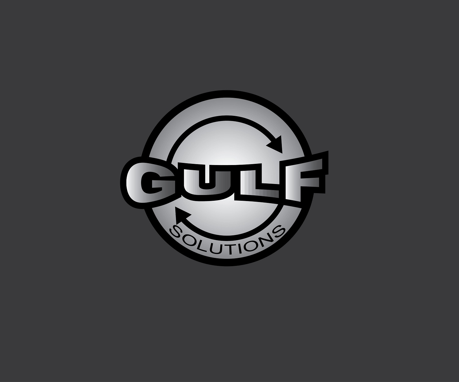 Logo Design by jhunzkie24 - Entry No. 77 in the Logo Design Contest New Logo Design for Gulf solutions company.