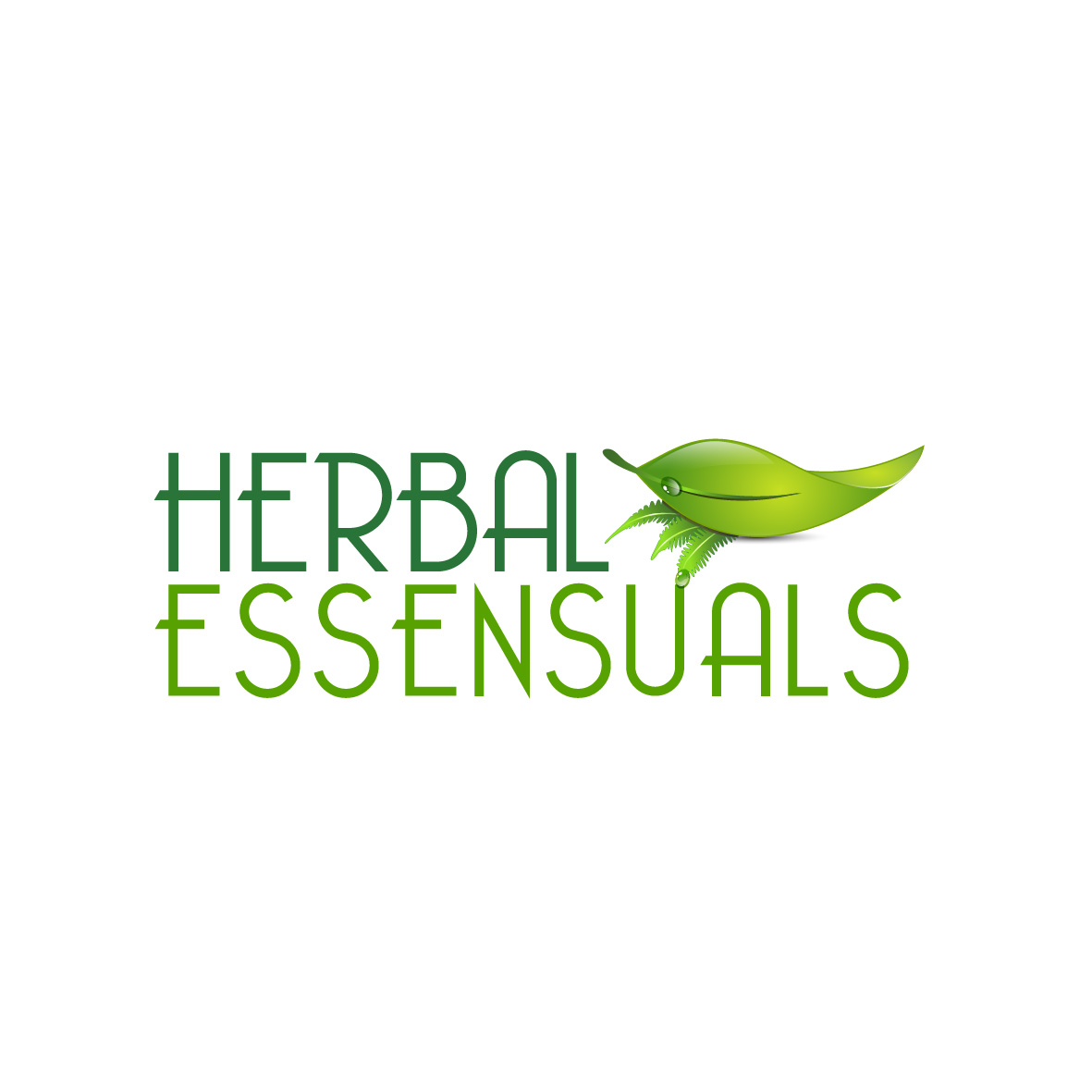 Logo Design by Robert Engi - Entry No. 159 in the Logo Design Contest Captivating Logo Design for Herbal Essensuals.