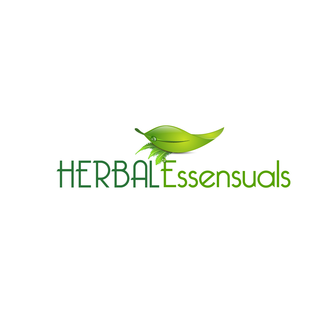 Logo Design by Robert Engi - Entry No. 161 in the Logo Design Contest Captivating Logo Design for Herbal Essensuals.
