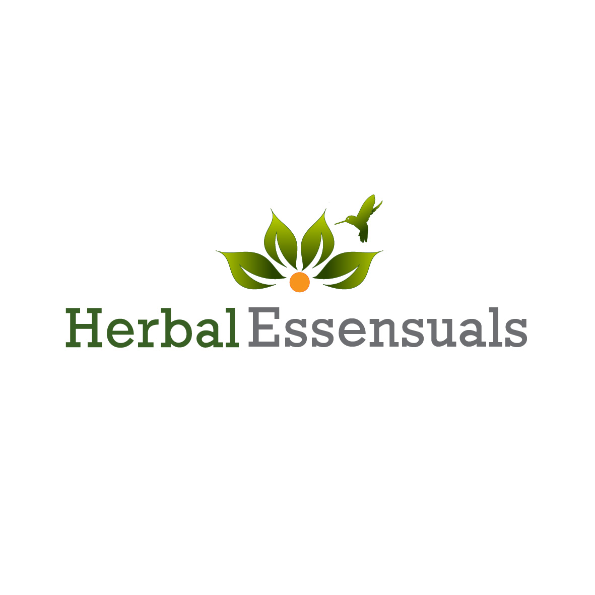 Logo Design by Robert Engi - Entry No. 162 in the Logo Design Contest Captivating Logo Design for Herbal Essensuals.