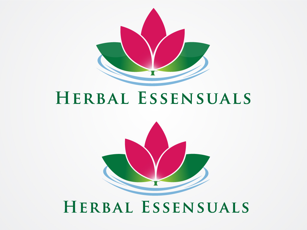 Logo Design by Mehedi Hasan - Entry No. 168 in the Logo Design Contest Captivating Logo Design for Herbal Essensuals.