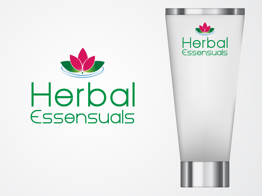 Logo Design by Mehedi Hasan - Entry No. 169 in the Logo Design Contest Captivating Logo Design for Herbal Essensuals.