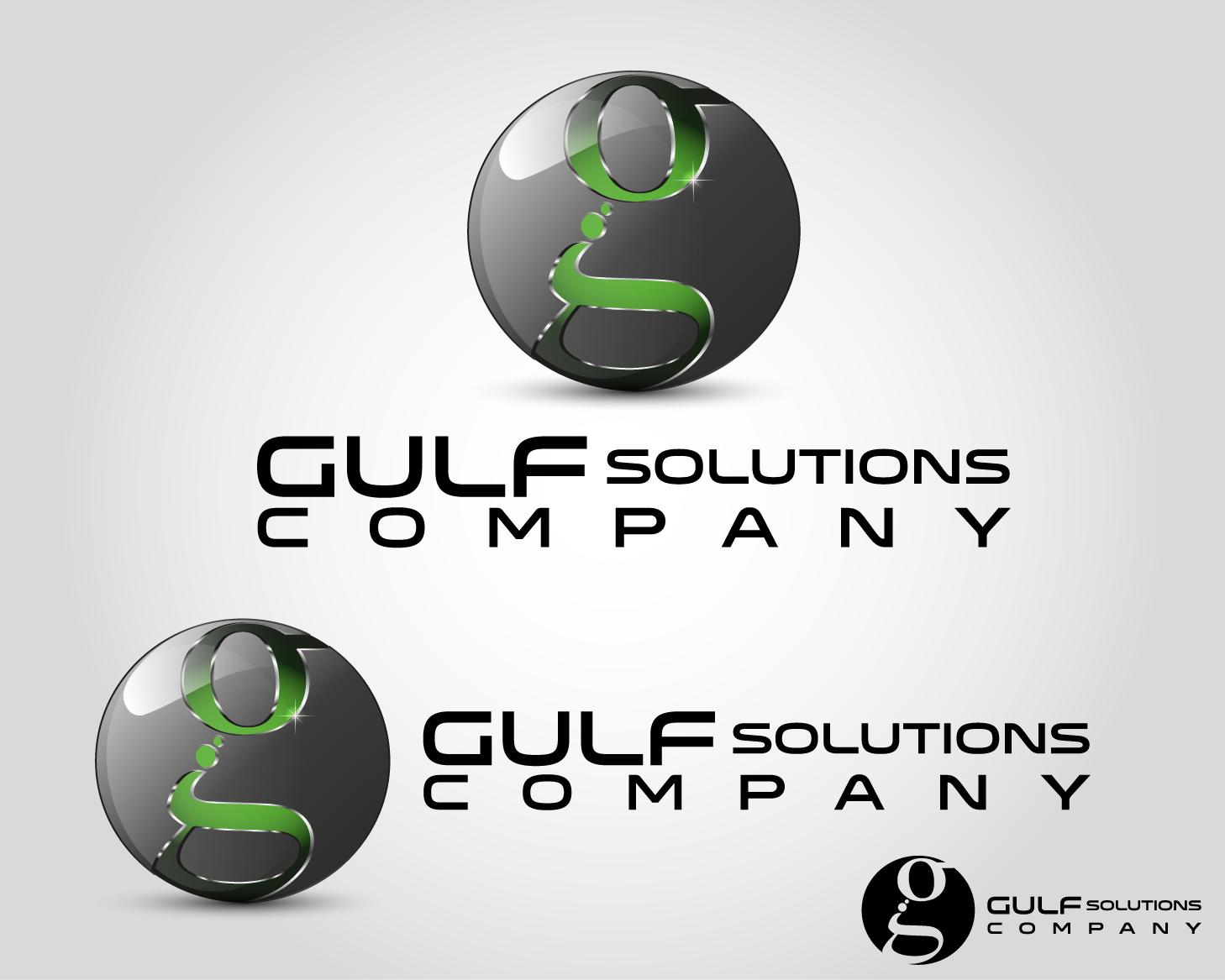 Logo Design by VENTSISLAV KOVACHEV - Entry No. 78 in the Logo Design Contest New Logo Design for Gulf solutions company.