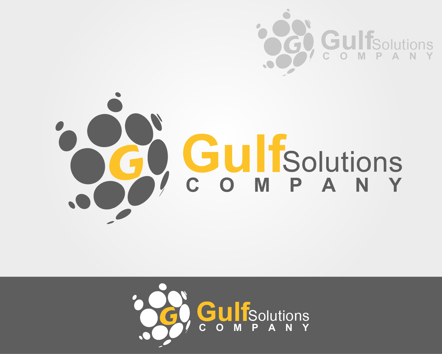 Logo Design by VENTSISLAV KOVACHEV - Entry No. 81 in the Logo Design Contest New Logo Design for Gulf solutions company.
