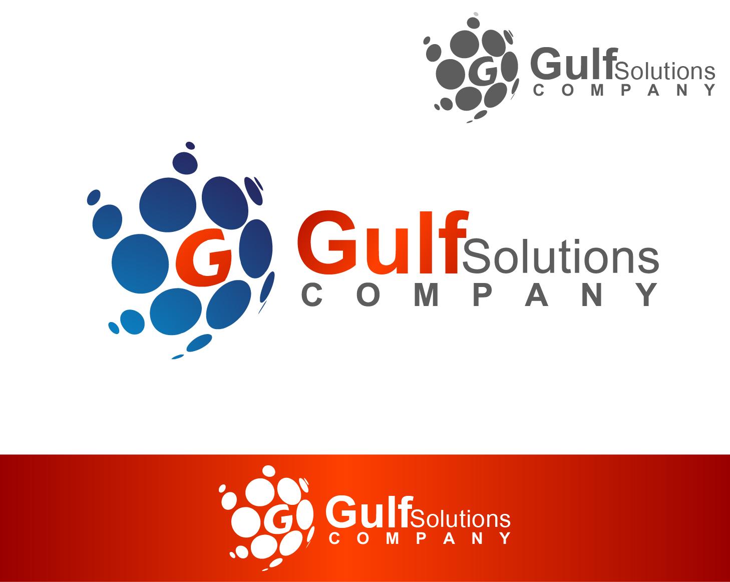 Logo Design by VENTSISLAV KOVACHEV - Entry No. 82 in the Logo Design Contest New Logo Design for Gulf solutions company.