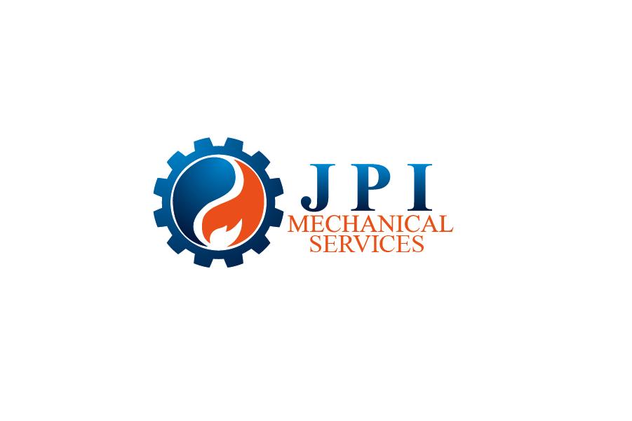 Logo Design by Private User - Entry No. 49 in the Logo Design Contest Inspiring Logo Design for JPI Mecanical Services.