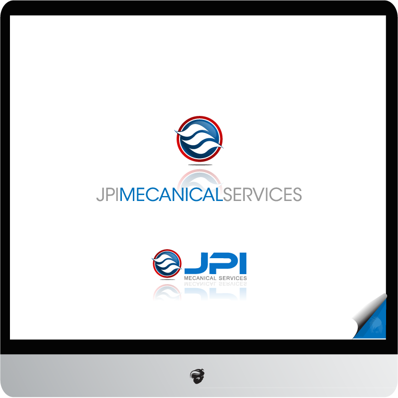 Logo Design by zesthar - Entry No. 54 in the Logo Design Contest Inspiring Logo Design for JPI Mecanical Services.