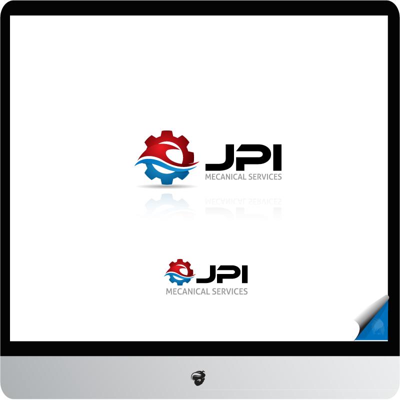 Logo Design by zesthar - Entry No. 56 in the Logo Design Contest Inspiring Logo Design for JPI Mecanical Services.