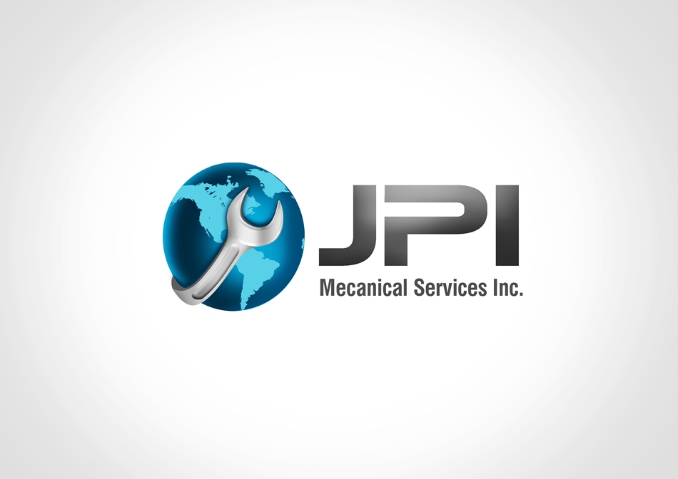 Logo Design by Respati Himawan - Entry No. 63 in the Logo Design Contest Inspiring Logo Design for JPI Mecanical Services.