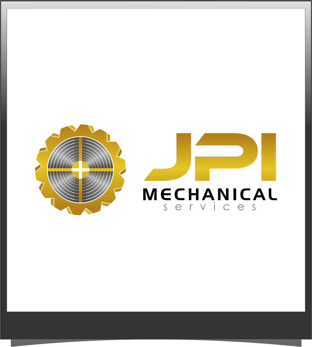 Logo Design by RasYa Muhammad Athaya - Entry No. 64 in the Logo Design Contest Inspiring Logo Design for JPI Mecanical Services.