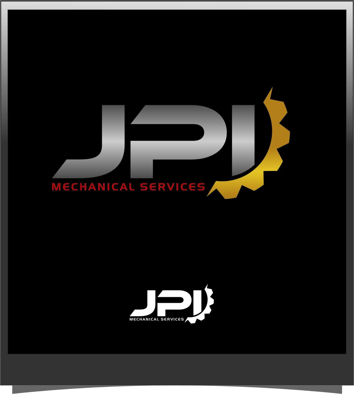 Logo Design by RasYa Muhammad Athaya - Entry No. 65 in the Logo Design Contest Inspiring Logo Design for JPI Mecanical Services.