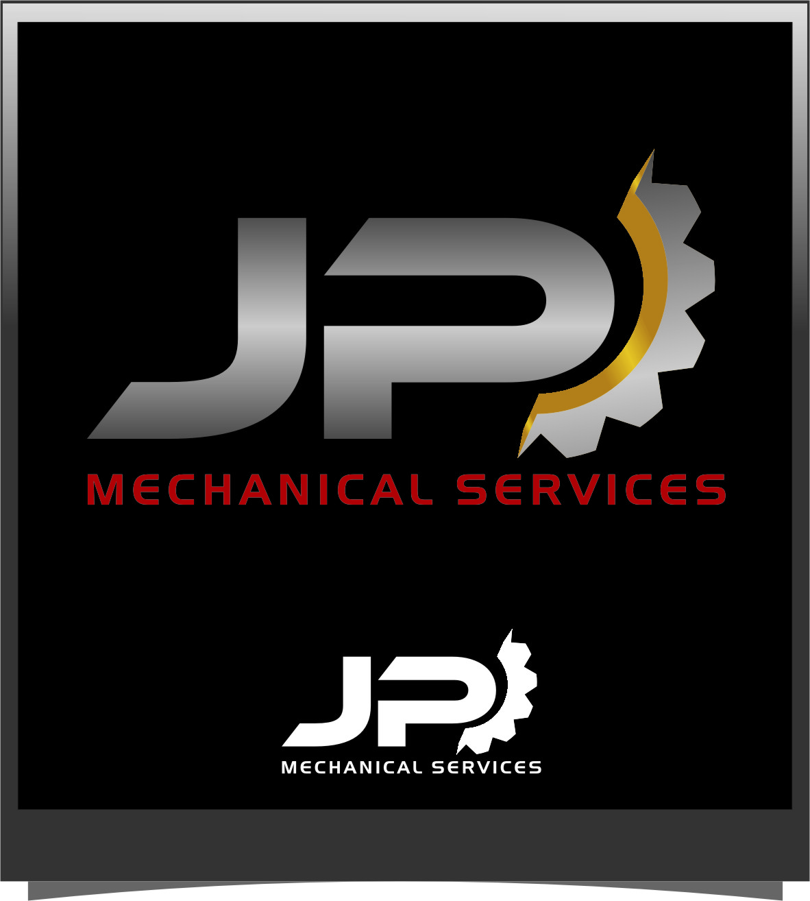 Logo Design by RasYa Muhammad Athaya - Entry No. 66 in the Logo Design Contest Inspiring Logo Design for JPI Mecanical Services.