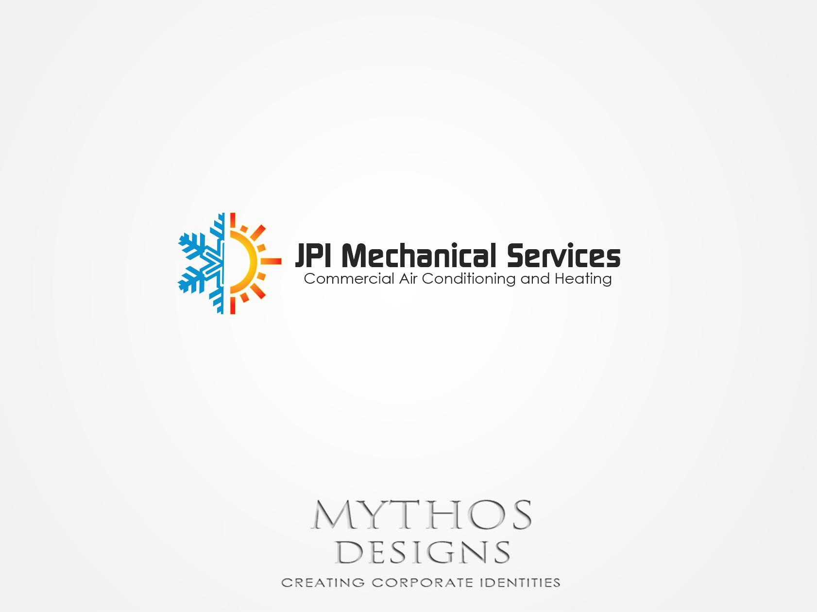 Logo Design by Mythos Designs - Entry No. 69 in the Logo Design Contest Inspiring Logo Design for JPI Mecanical Services.