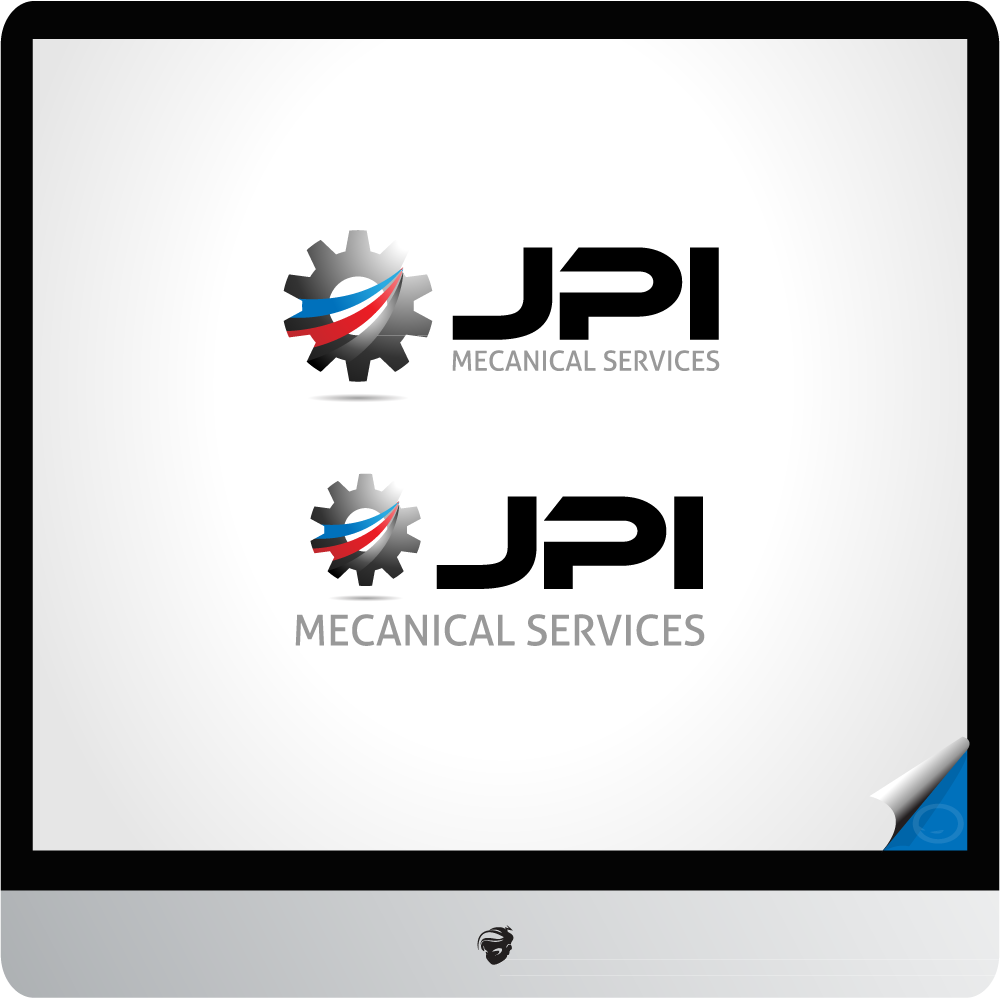 Logo Design by zesthar - Entry No. 72 in the Logo Design Contest Inspiring Logo Design for JPI Mecanical Services.
