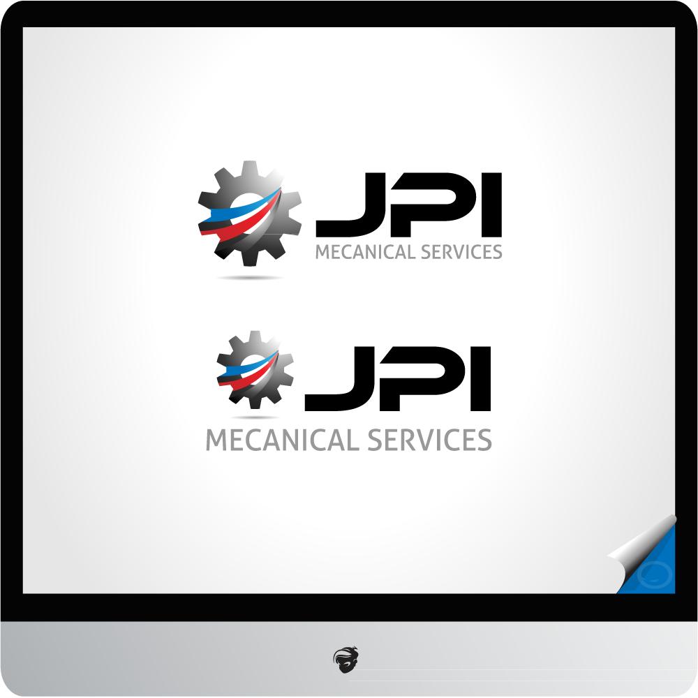Logo Design by zesthar - Entry No. 72 in the Logo Design Contest Inspiring Logo Design for JPI Mecanical Services.