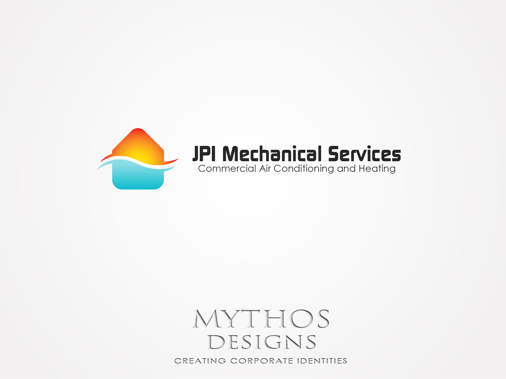 Logo Design by Mythos Designs - Entry No. 74 in the Logo Design Contest Inspiring Logo Design for JPI Mecanical Services.