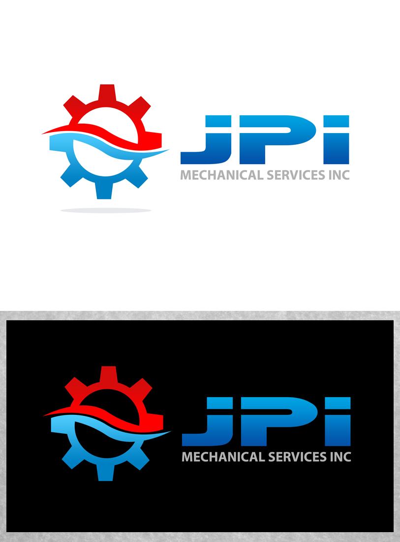 Logo Design by Private User - Entry No. 83 in the Logo Design Contest Inspiring Logo Design for JPI Mecanical Services.