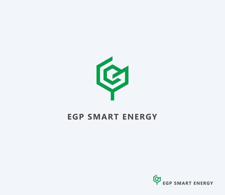 Logo Design by Jorge Sardon - Entry No. 71 in the Logo Design Contest Captivating Logo Design for EGP Smart Energy.