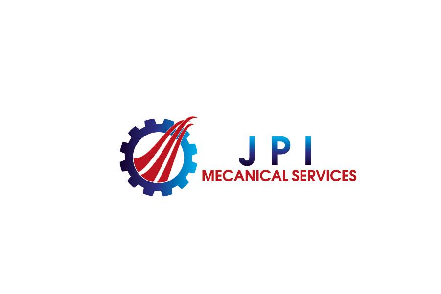 Logo Design by Digital Designs - Entry No. 88 in the Logo Design Contest Inspiring Logo Design for JPI Mecanical Services.