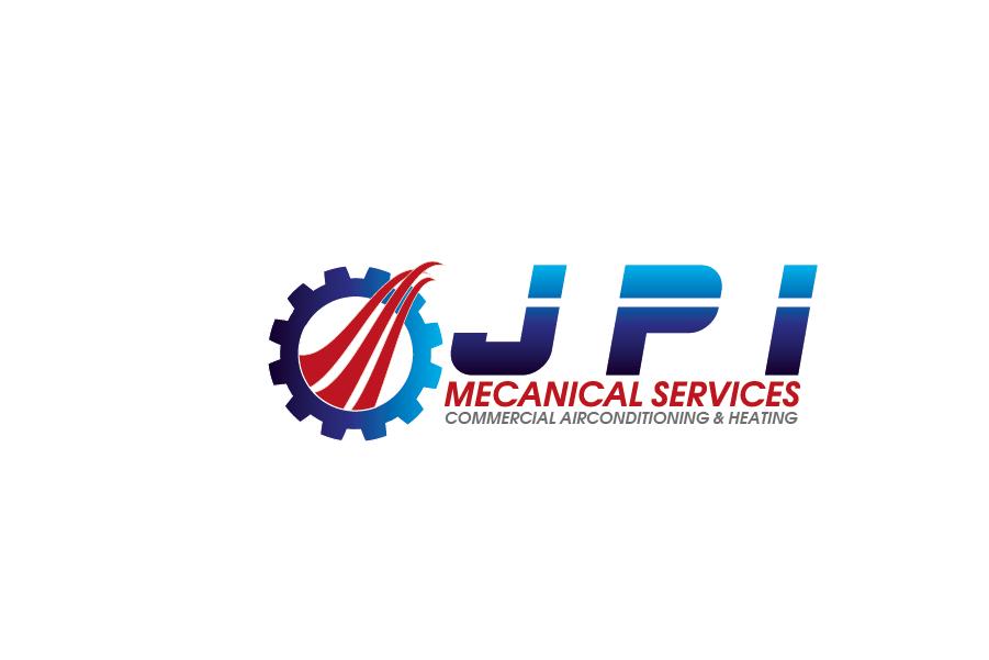 Logo Design by Digital Designs - Entry No. 89 in the Logo Design Contest Inspiring Logo Design for JPI Mecanical Services.