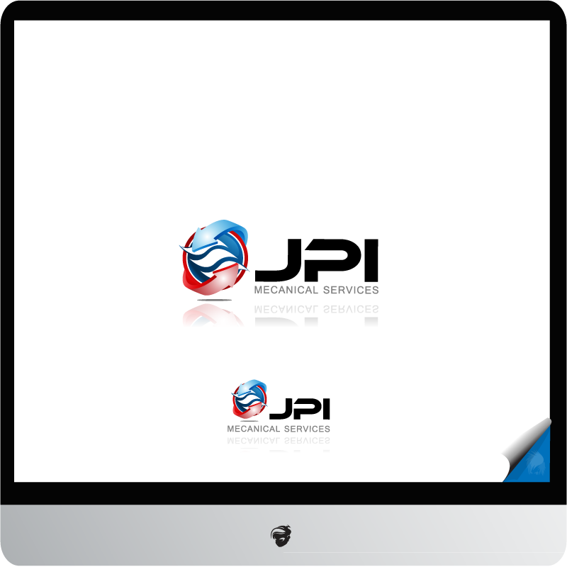 Logo Design by zesthar - Entry No. 95 in the Logo Design Contest Inspiring Logo Design for JPI Mecanical Services.