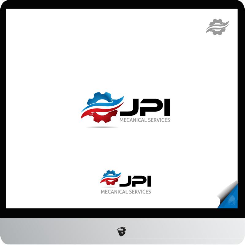 Logo Design by zesthar - Entry No. 99 in the Logo Design Contest Inspiring Logo Design for JPI Mecanical Services.