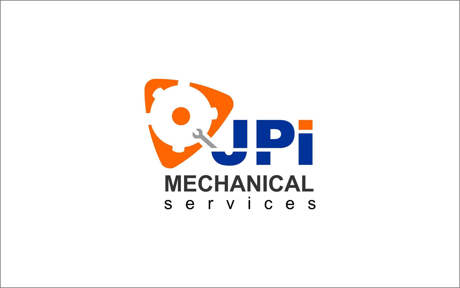 Logo Design by Niraj Dhimmar - Entry No. 112 in the Logo Design Contest Inspiring Logo Design for JPI Mecanical Services.