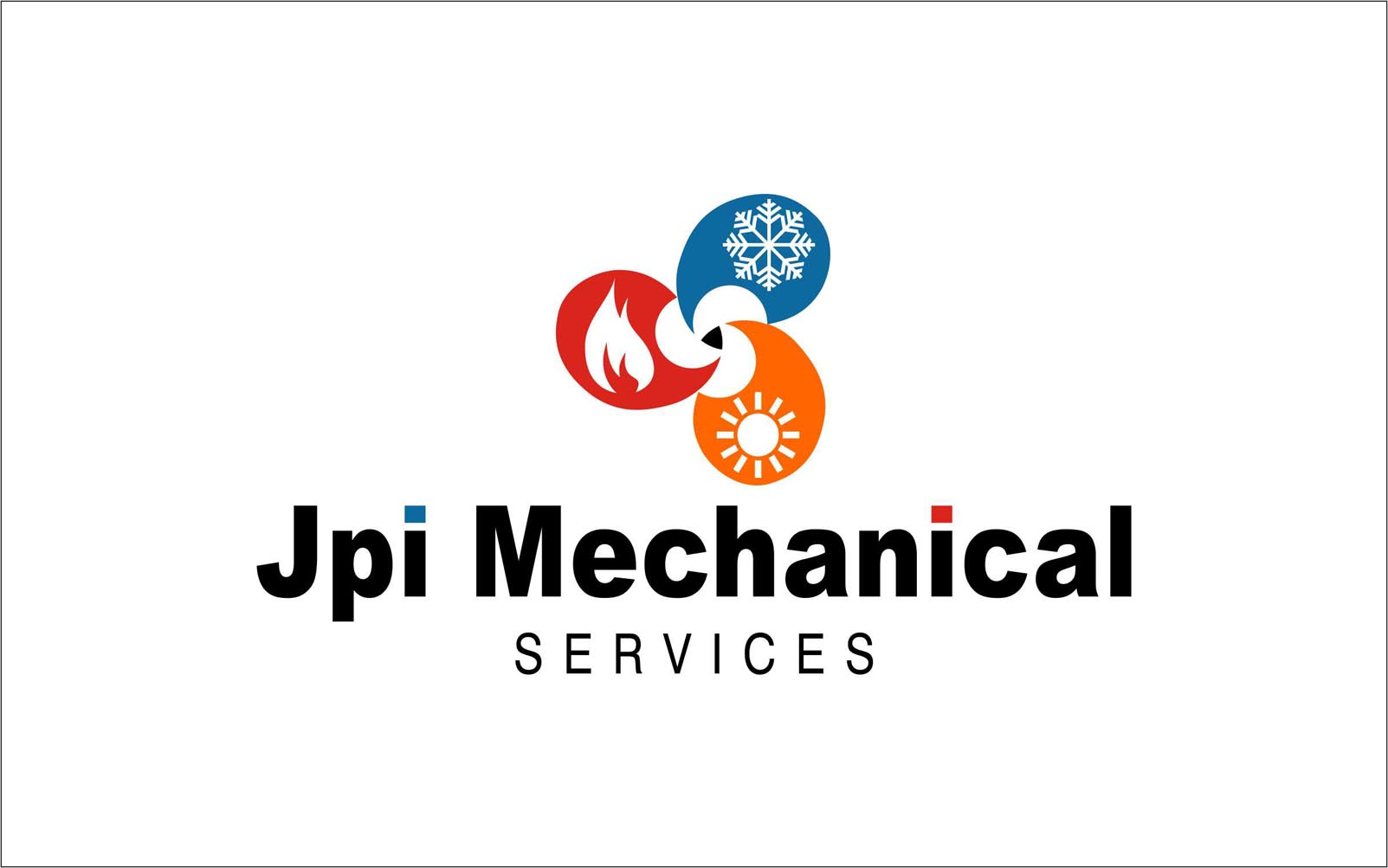 Logo Design by Niraj Dhimmar - Entry No. 115 in the Logo Design Contest Inspiring Logo Design for JPI Mecanical Services.