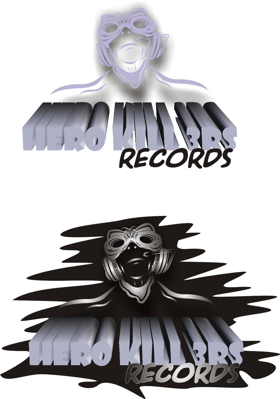 Logo Design by Korsunov Oleg - Entry No. 1 in the Logo Design Contest Fun Logo Design for HeroKill3rs.
