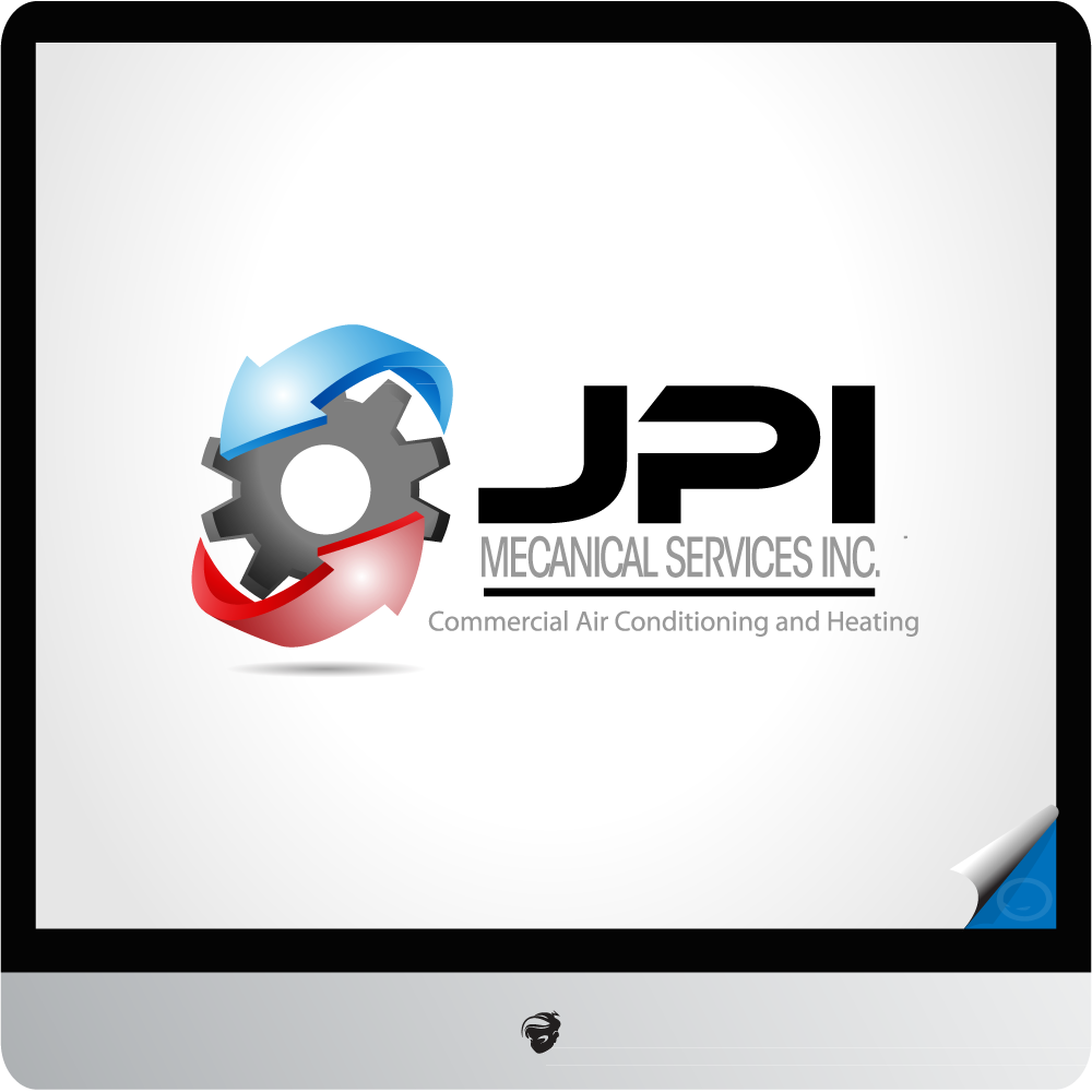 Logo Design by zesthar - Entry No. 118 in the Logo Design Contest Inspiring Logo Design for JPI Mecanical Services.