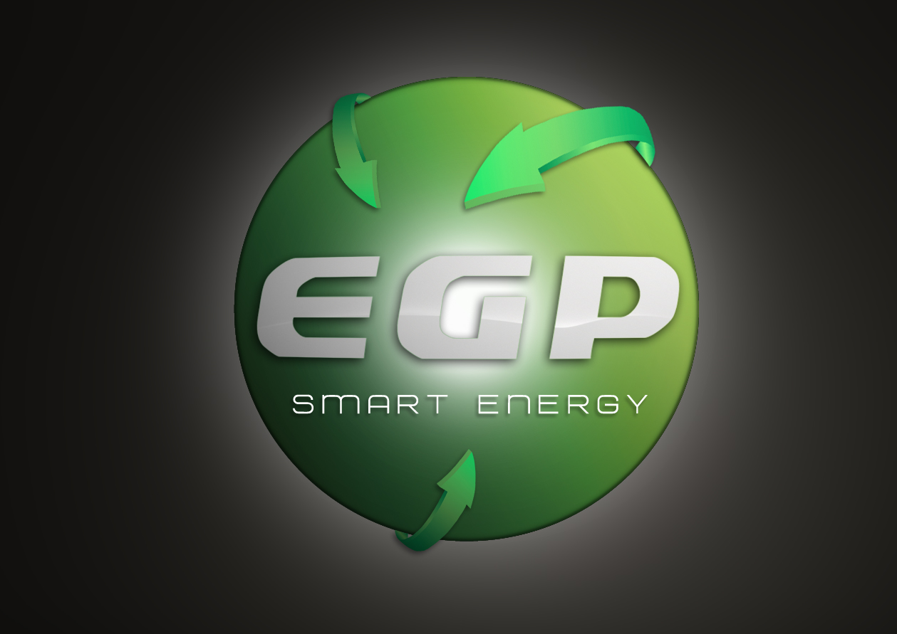 Logo Design by Tim Squire - Entry No. 80 in the Logo Design Contest Captivating Logo Design for EGP Smart Energy.