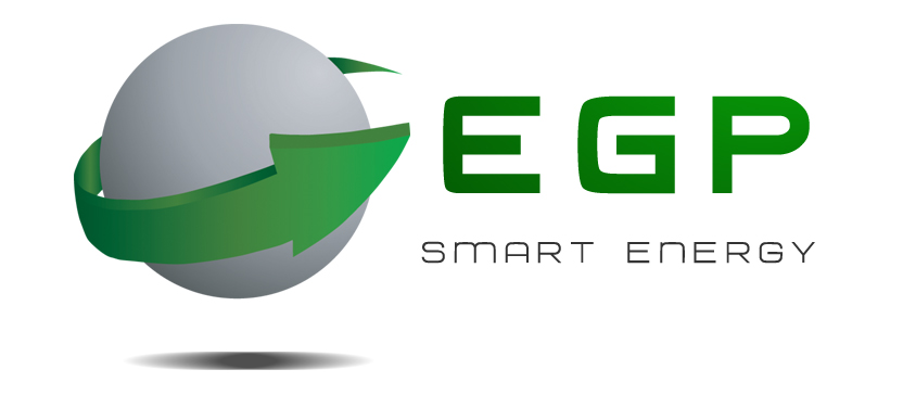 Logo Design by Tim Squire - Entry No. 81 in the Logo Design Contest Captivating Logo Design for EGP Smart Energy.