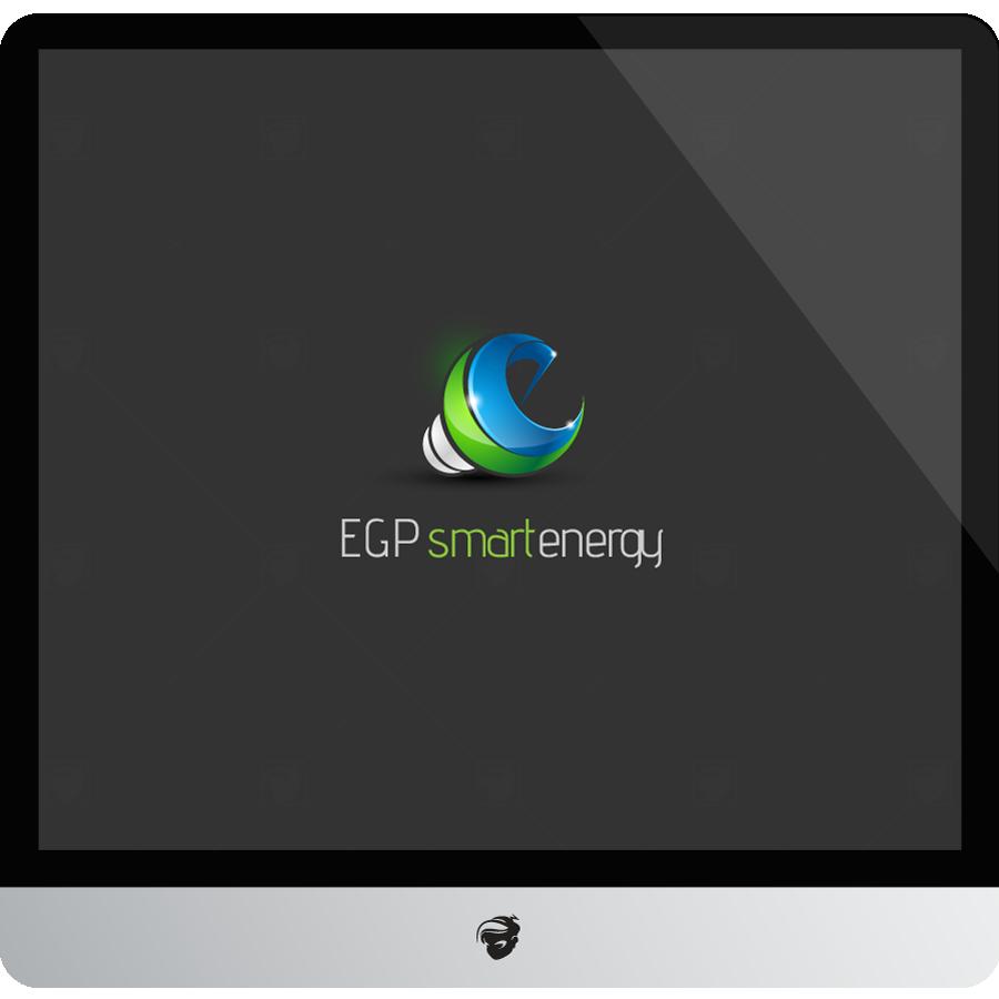 Logo Design by zesthar - Entry No. 83 in the Logo Design Contest Captivating Logo Design for EGP Smart Energy.