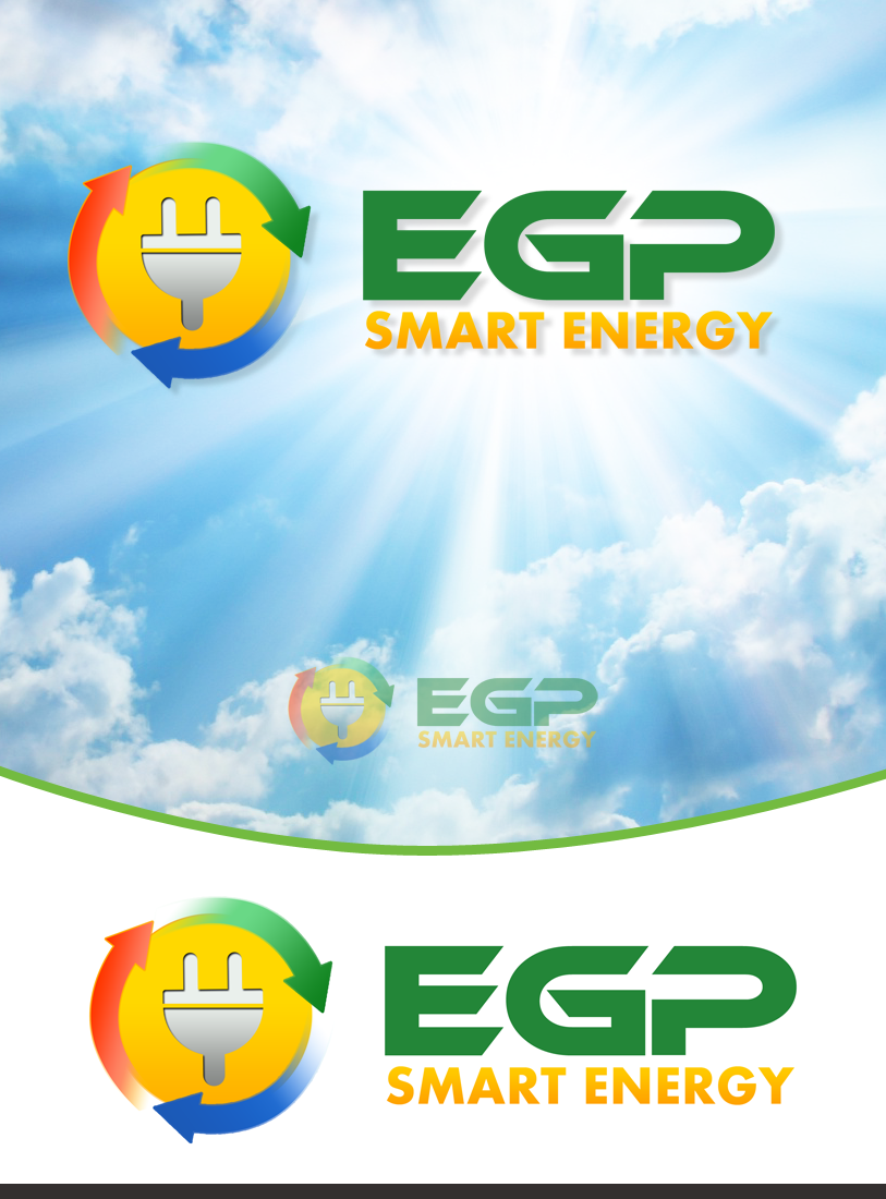 Logo Design by Private User - Entry No. 86 in the Logo Design Contest Captivating Logo Design for EGP Smart Energy.