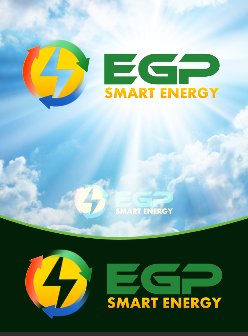 Logo Design by Private User - Entry No. 88 in the Logo Design Contest Captivating Logo Design for EGP Smart Energy.
