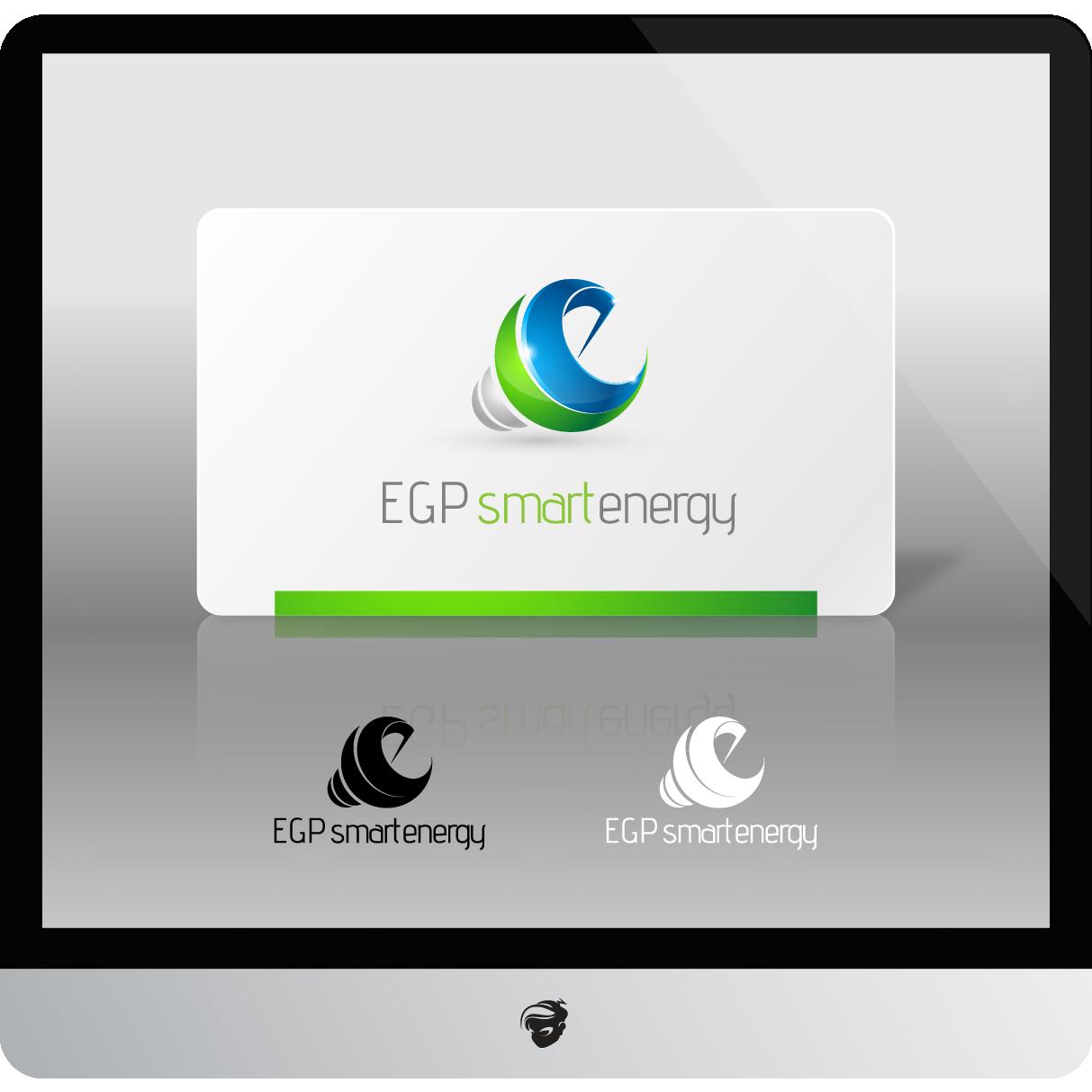 Logo Design by zesthar - Entry No. 89 in the Logo Design Contest Captivating Logo Design for EGP Smart Energy.