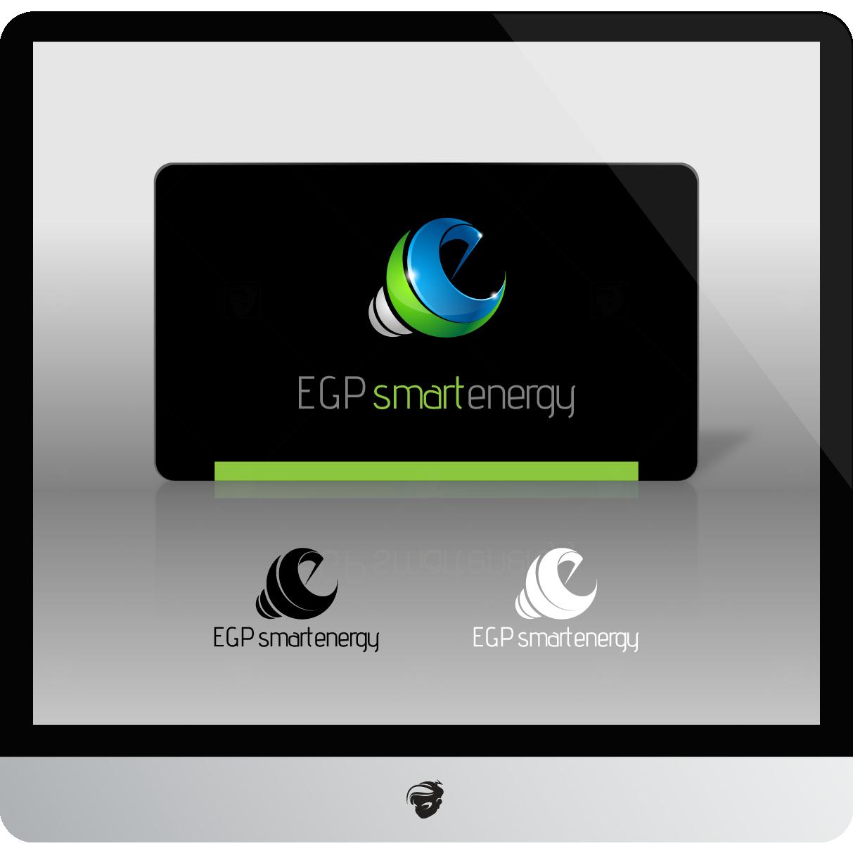 Logo Design by zesthar - Entry No. 90 in the Logo Design Contest Captivating Logo Design for EGP Smart Energy.