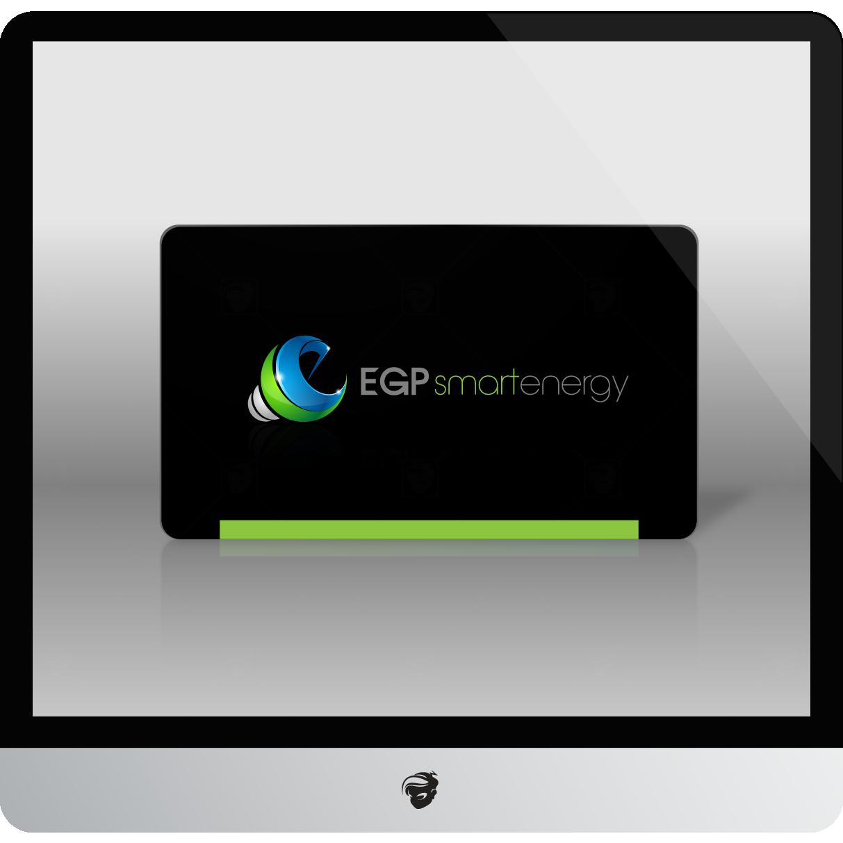 Logo Design by zesthar - Entry No. 91 in the Logo Design Contest Captivating Logo Design for EGP Smart Energy.
