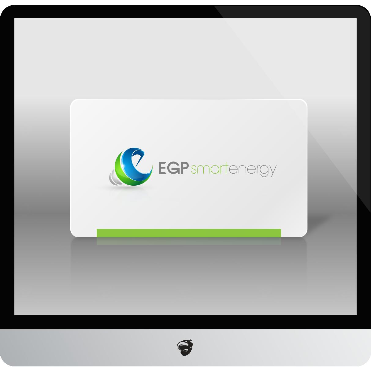 Logo Design by zesthar - Entry No. 92 in the Logo Design Contest Captivating Logo Design for EGP Smart Energy.