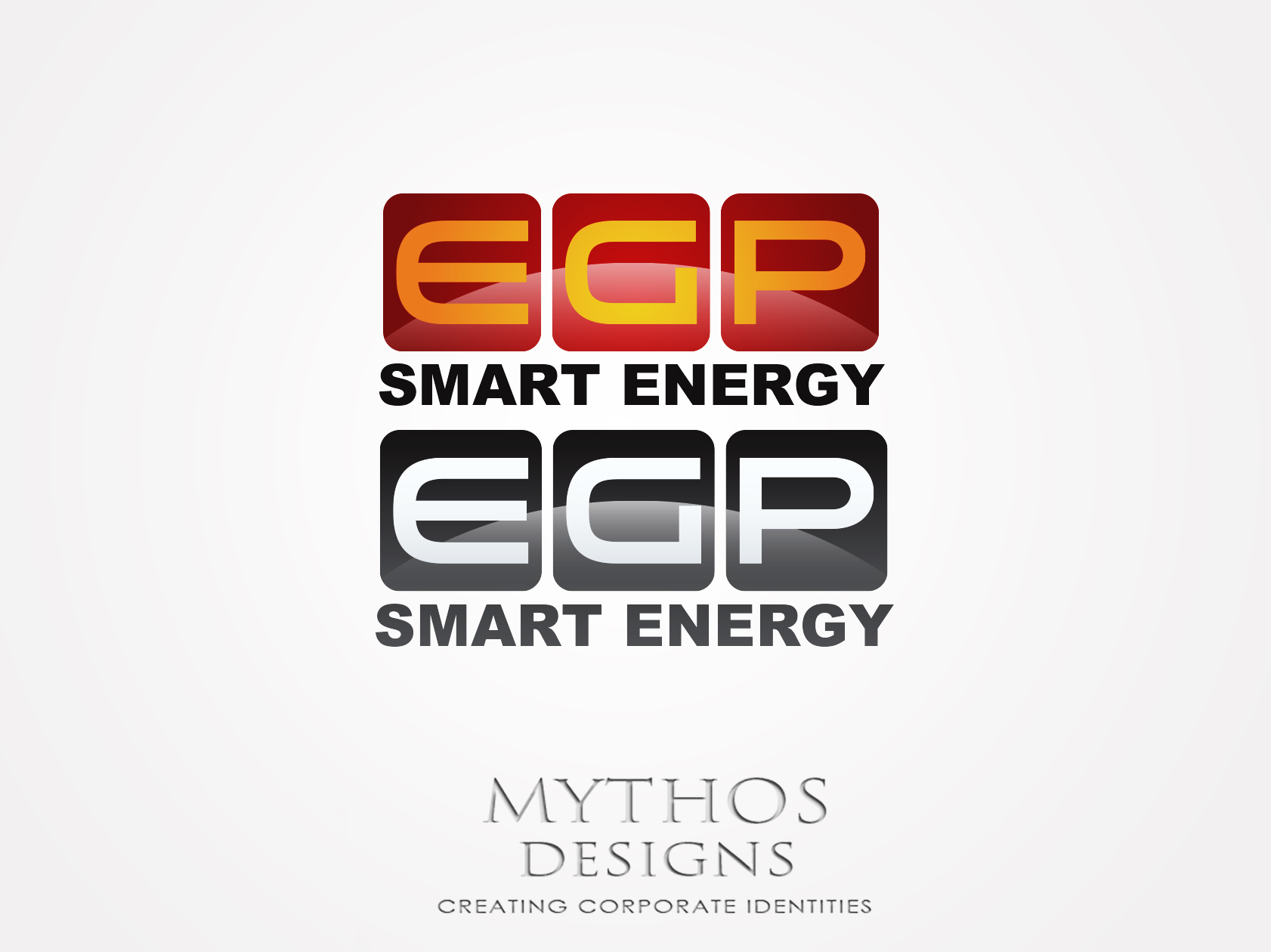 Logo Design by Mythos Designs - Entry No. 100 in the Logo Design Contest Captivating Logo Design for EGP Smart Energy.