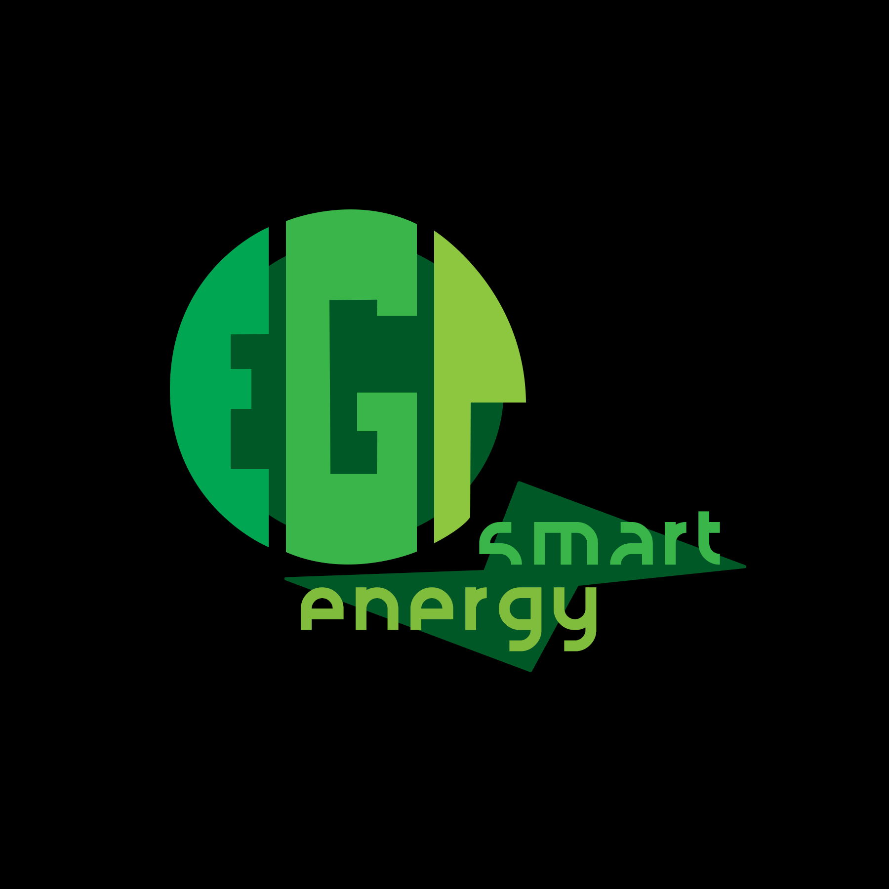 Logo Design by Lemuel Arvin Tanzo - Entry No. 101 in the Logo Design Contest Captivating Logo Design for EGP Smart Energy.