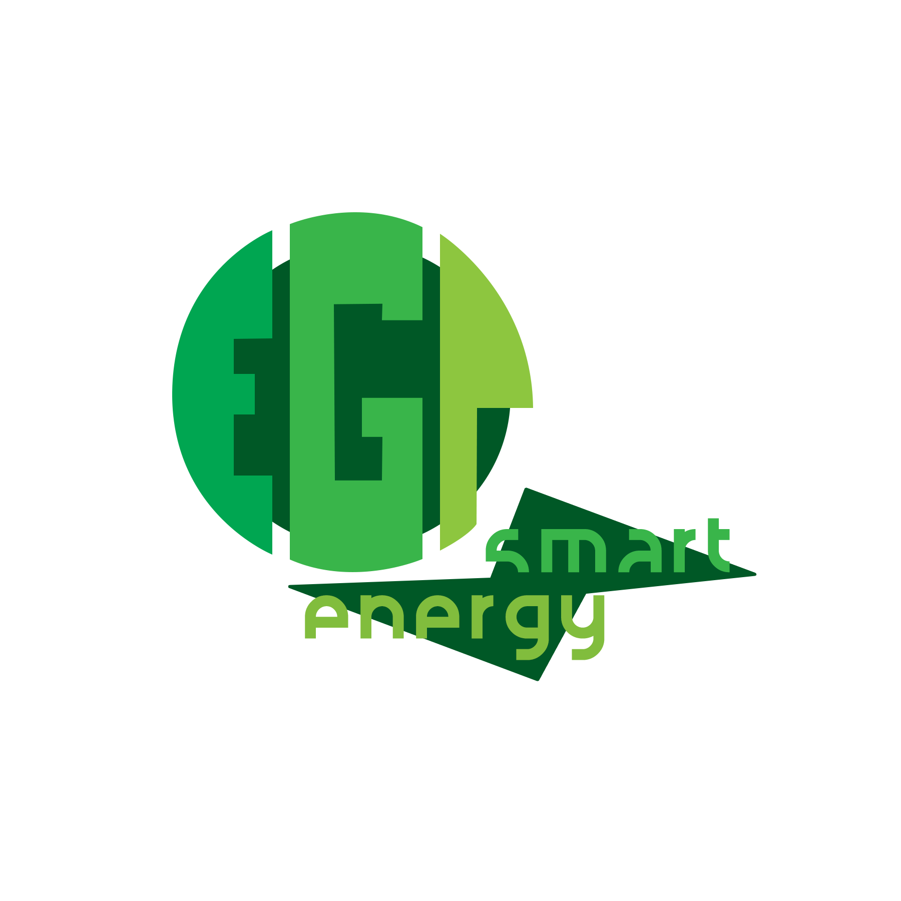 Logo Design by Lemuel Arvin Tanzo - Entry No. 102 in the Logo Design Contest Captivating Logo Design for EGP Smart Energy.
