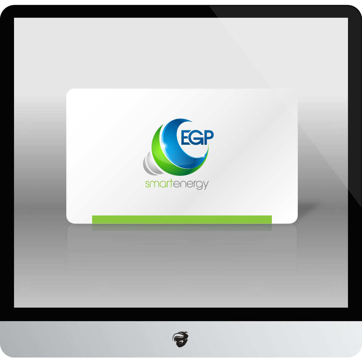 Logo Design by zesthar - Entry No. 110 in the Logo Design Contest Captivating Logo Design for EGP Smart Energy.