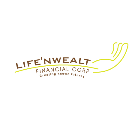 Logo Design by aesthetic-art - Entry No. 34 in the Logo Design Contest Life'nWealth Financial Corp..