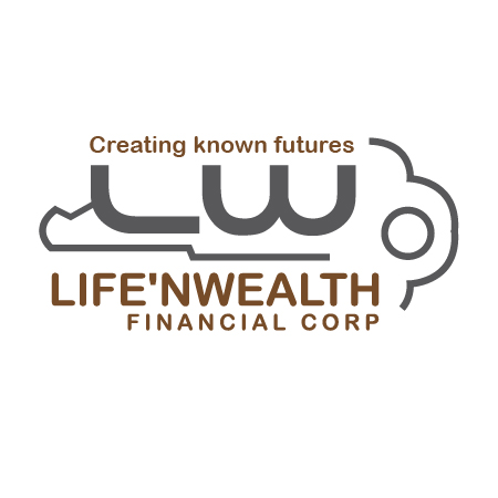 Logo Design by aesthetic-art - Entry No. 35 in the Logo Design Contest Life'nWealth Financial Corp..